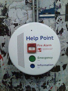 Help Point by Mark Hillary from Flickr
