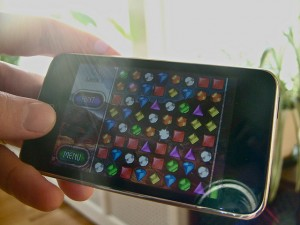 Mobile Games - Bejeweled by ilamont.com on Flickr