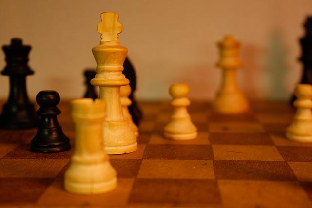 Schach by BenJTsunami on Flickr
