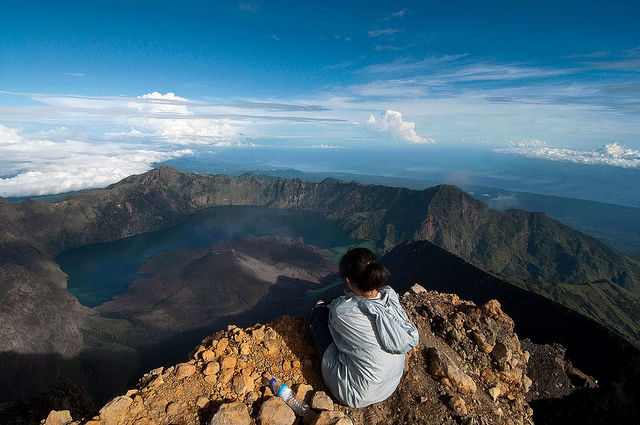 Climbing Journal Mount Rinjani Package by Trekking Rinjani of Flickr