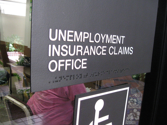 Unemployment Office by Bytemarks of Flickr