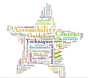 Accessibility Cloud by Itjil on Flickr