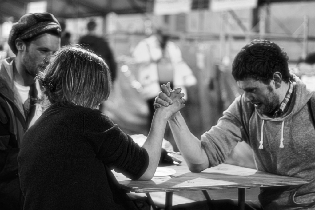 "Photo courtesy of nick@ on Flickr creative commons Attribution 2.0 Generic (CC BY 2.0) ""Arm Wrestling"" https://www.flickr.com/photos/nic1/3498727510/sizes/m/."